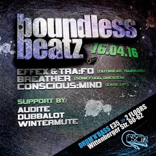 Download Tra:Fo b2b Effex @ Boundless Beatz / Elipamanoke, Leipzig - 15.04.2016 by Tra:Fo Mp3 Download MP3