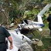 911 calls from Pompano Beach plane crash