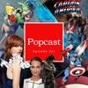 Captain America's Design Evolution & Future Live Action Disney  - Episode 023