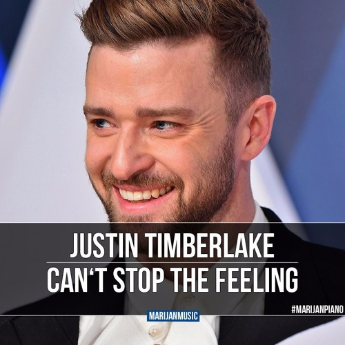 Download Justin Timberlake - Can't Stop The Feeling - 'Trolls' Soundtrack (Piano Cover By Marijan) by Marijan Music Mp3 Download MP3