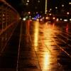 雨降る夜に / a Rainy Night