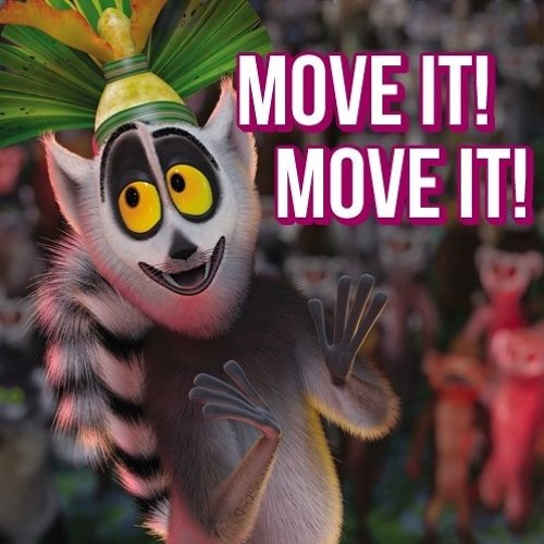 These images will help you understand the word(s) king julian i like to move it in detail