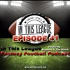 Episode 41 - NFL Rookie Ranks And Values