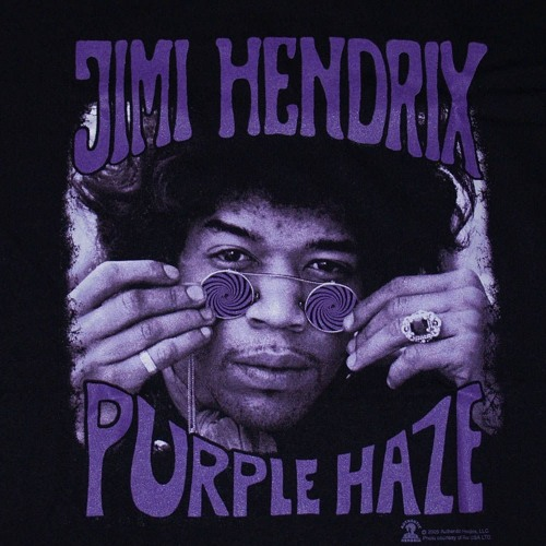 jimi hendrix purple haze Writer: hendrix producer: chas chandler released: march '67, reprise 8 weeks no 65 it is one of the unforgettable open ing riffs in rock: a.