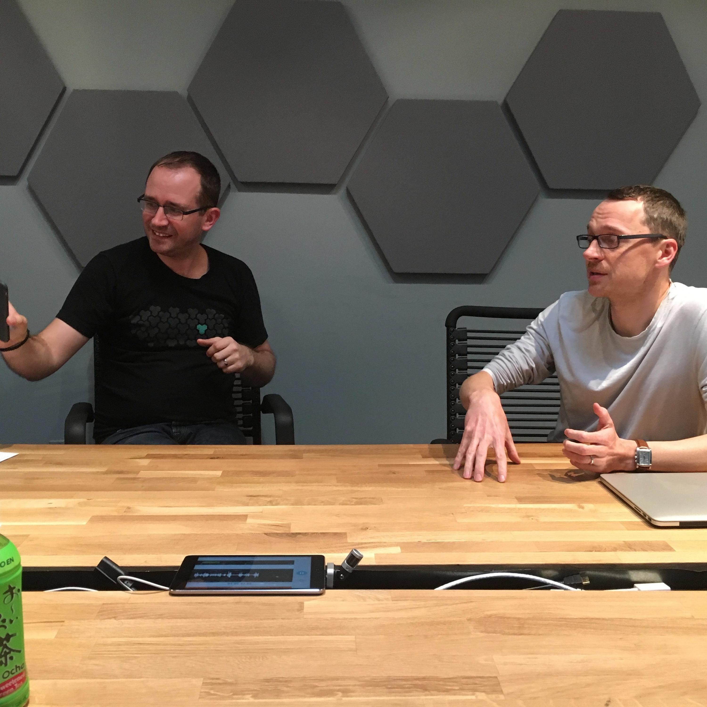 CZ Podcast 144 - Živě s Jakubem a Dušanem ze Silicon Valley