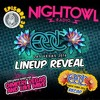 Night Owl Radio 039 ft. Dimitri Vegas & Like Mike and EDC Las Vegas 2016 Lineup Reveal