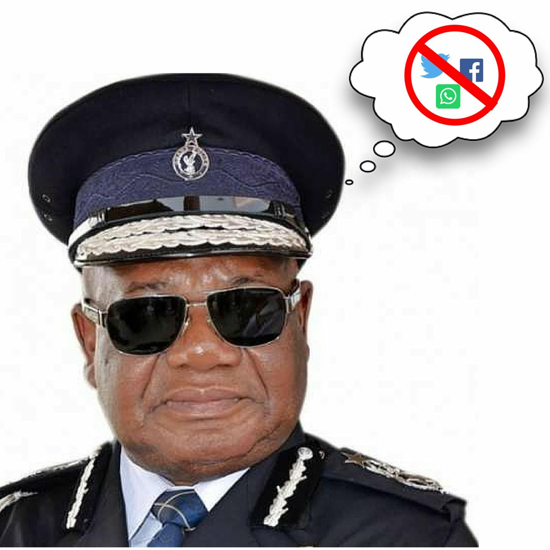 Ghana's Police Threaten Social Media Blackout