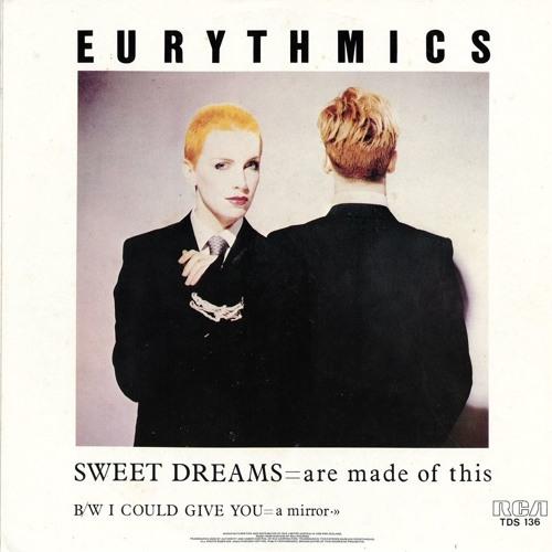 Eurythmics - Sweet Dreams 2016 (Kris Rozz Remix)