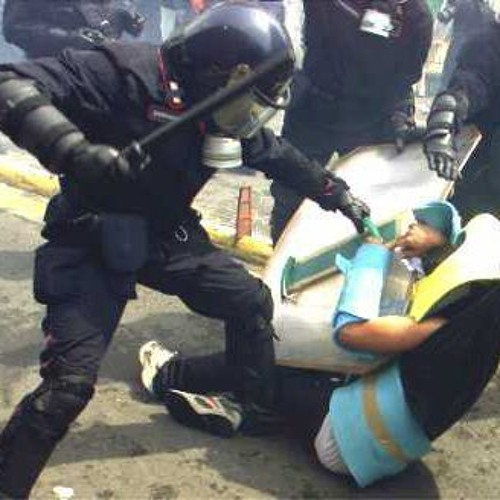 police corruption and brutality