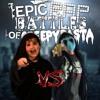Eyeless Jack vs Sally. Epic Rap Battles of Creepypasta