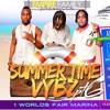 CHRIS FUSION PRESENTS 'SUMMER TIME VYBZ 6 PROMO MIX' (DANCEHALL VERSION)