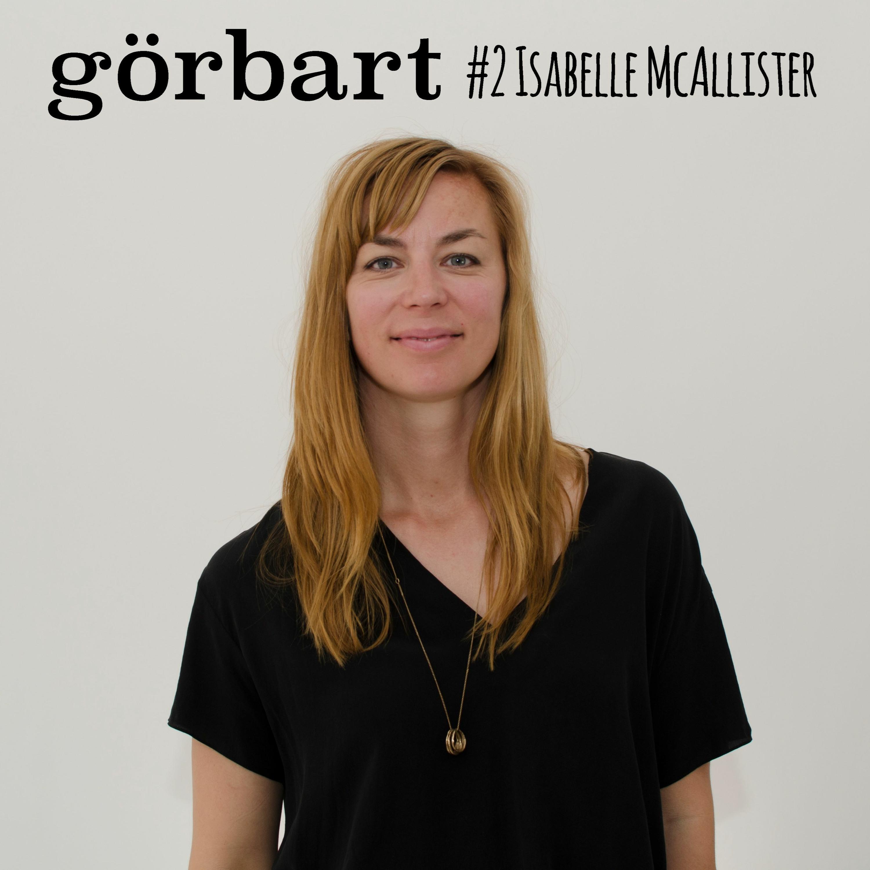 Görbart #2 Isabelle McAllister