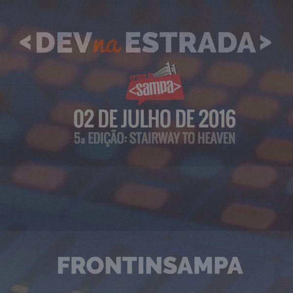 DNE 62 - Frontinsampa 2016
