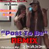 "GameOva Reedy  ""POST TO BE"" (Remix)"