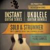 8Dio Instant Ukulele Guitar Bundle: