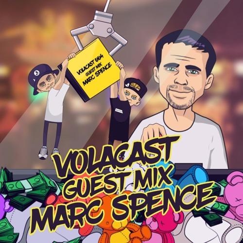 Marc Spence - Volacast #004 (Guest Mix)