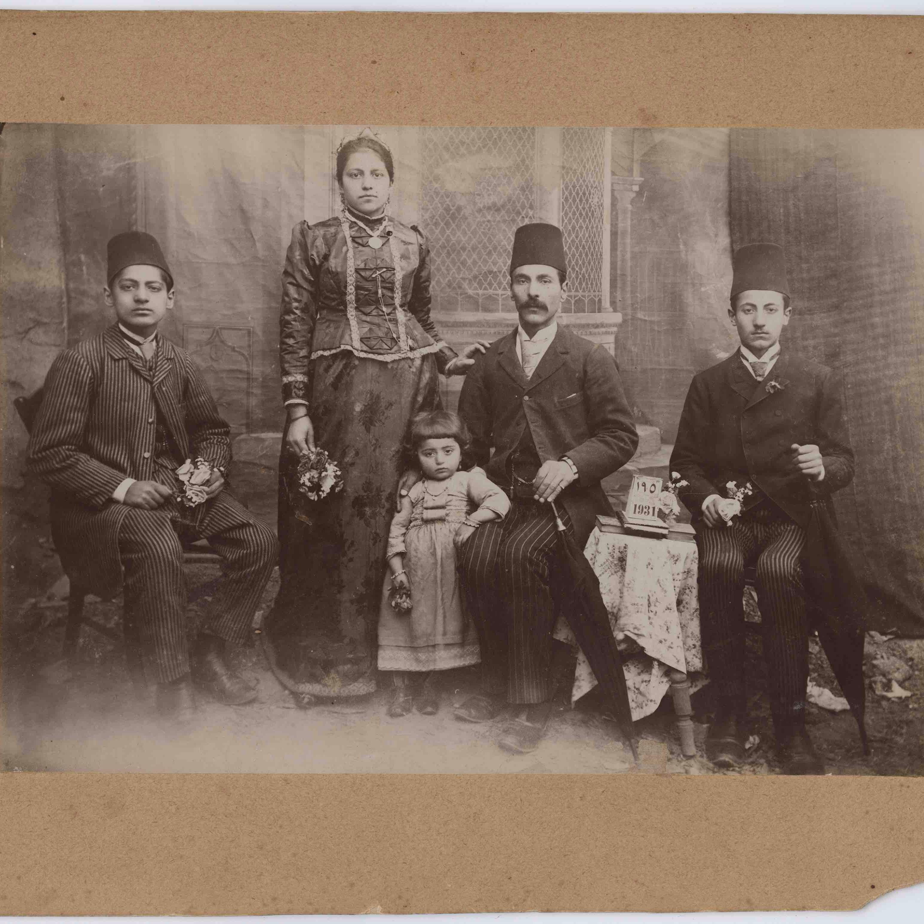 Armenian Photography in Ottoman Anatolia | Armen Marsoobian