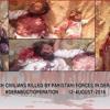 Pakistan army is using fighter Jets to kill civilians in Dera Bugti - BBC Report