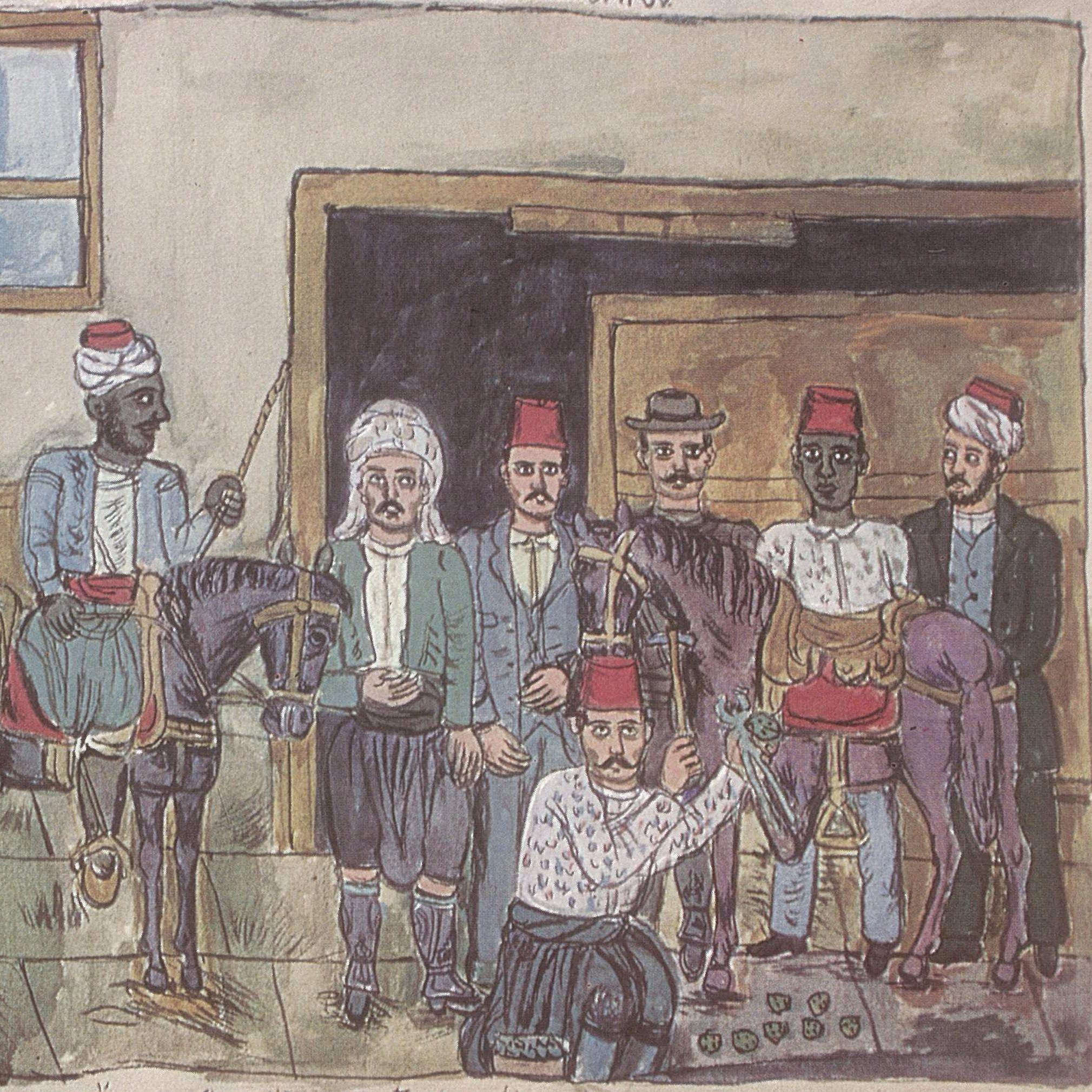 African Diaspora in Ottoman Izmir | Michael Ferguson