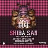 Shiba San @ Dirtybird BBQ, Seattle, WA.