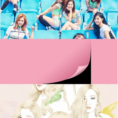 BLACKPINK/RED VELVET/TWICE - Whistle/Ice Cream Cake/Cheer Up…