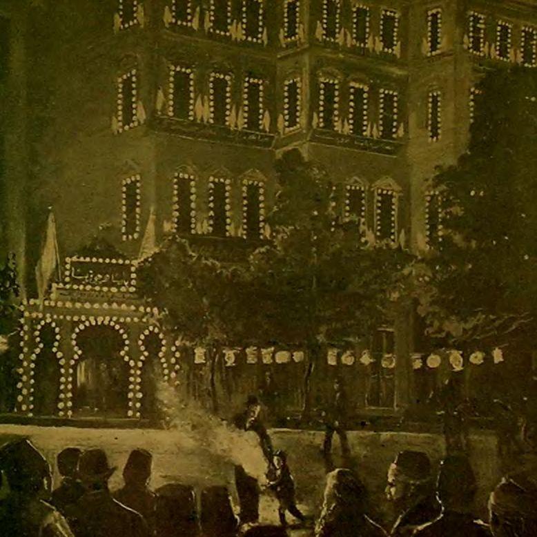 Osmanlı İstanbul'unda Gece ve Sokaklar | Nurçin İleri