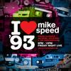 Mike Speed   React Radio Uk   260816   FNL   8-10pm   I Love '93   Classics & Underground   Show 015