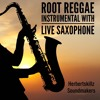 Romantic Root Reggae instrumental with Live Saxophone