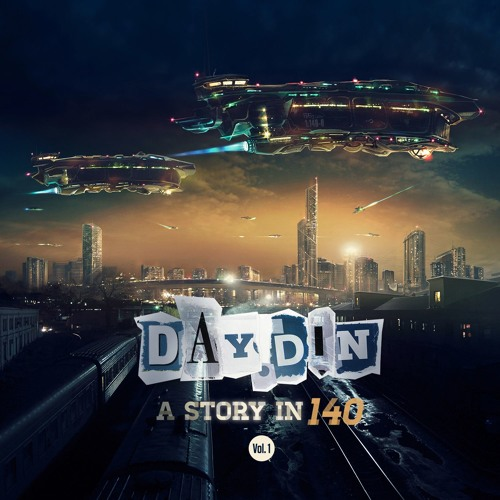 Day.Din - A Story In 140 (Vol.1)