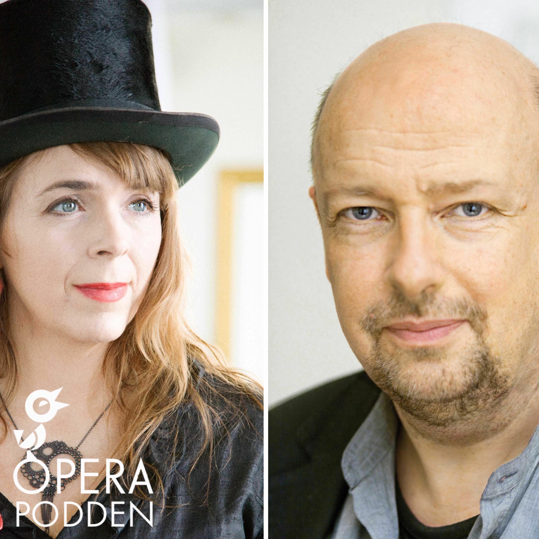 Avsnitt 27 - Satyagraha: Tilde Björfors och Magnus Lindman
