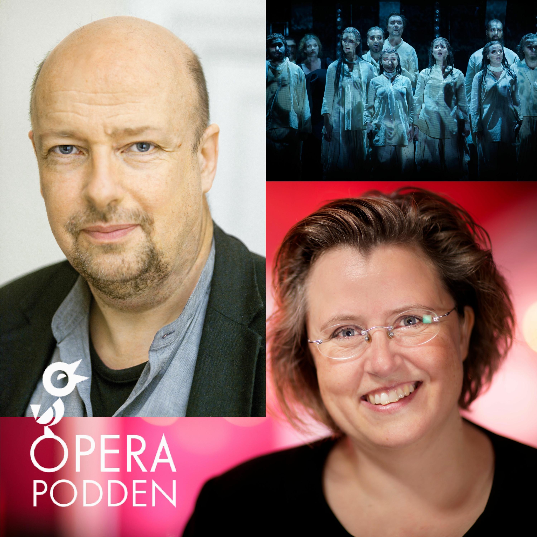 Avsnitt 28 - Satyagraha - Marit Strindlund och Magnus Lindman