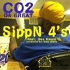 CO2 DA GREAT Sippin 4's Remix ft Dex Kwasi