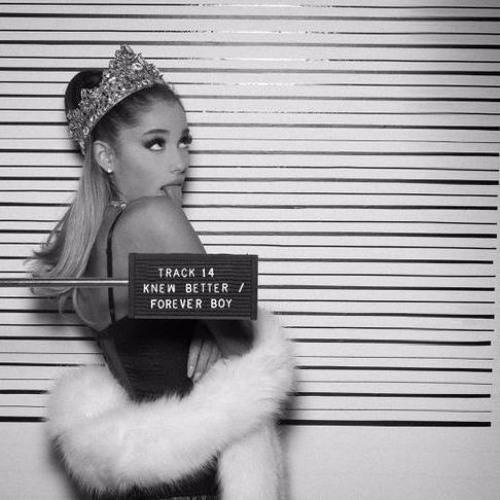 תוצאת תמונה עבור Foreverboy Ariana