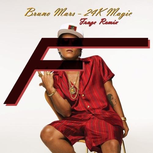 Download Bruno Mars - 24K Magic (Fraze Remix) by Fraze Mp3 Download MP3