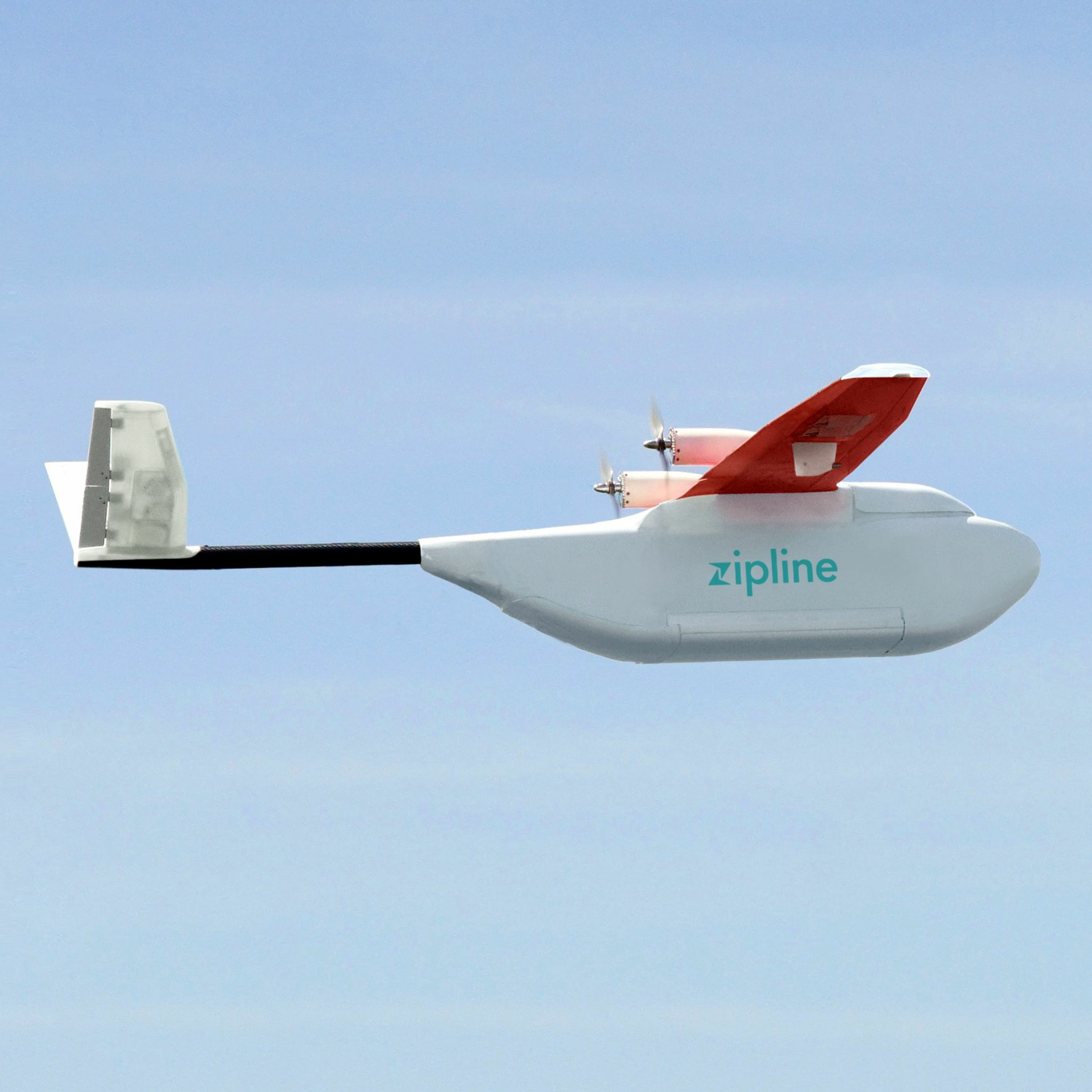 Rwanda Launches World's First Drone Delivery Service