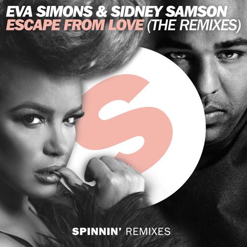 Sidney Samson, Eva Simons - Escape From Love (Curbi Remix)