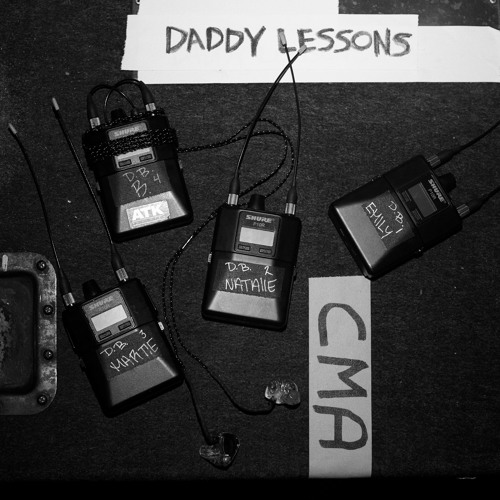Download Daddy Lessons featuring the Dixie Chicks by Beyoncé Mp3 Download MP3