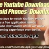 TubeMate YouTube Downloader For Android Phones - Download