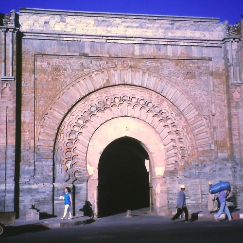 Marrakech. Crisol de culturas al norte del Atlas.