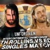 Edge And Seth Rollins The Second Metalingus