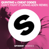 Quintino x Cheat Codes - Can't Fight It (Jonas Aden Remix)[OUT NOW]