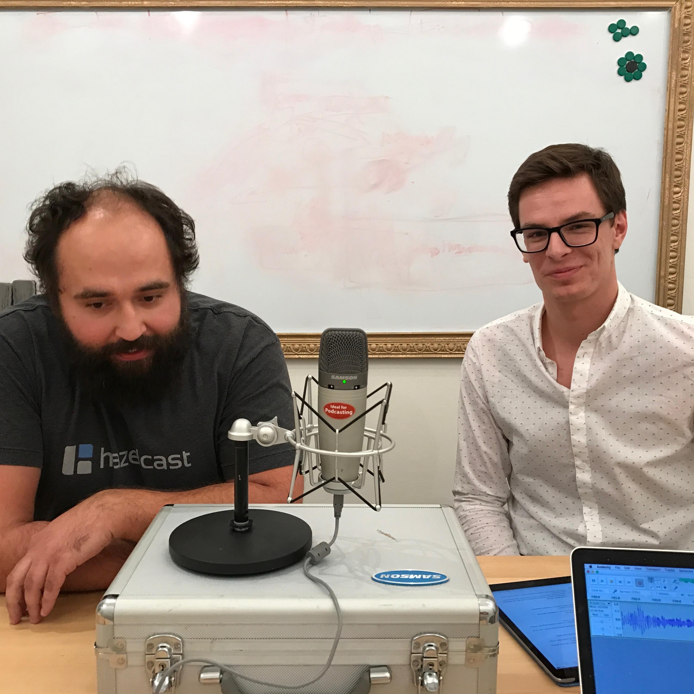 CZ Podcast 159 - In-memory grid Hazelcast