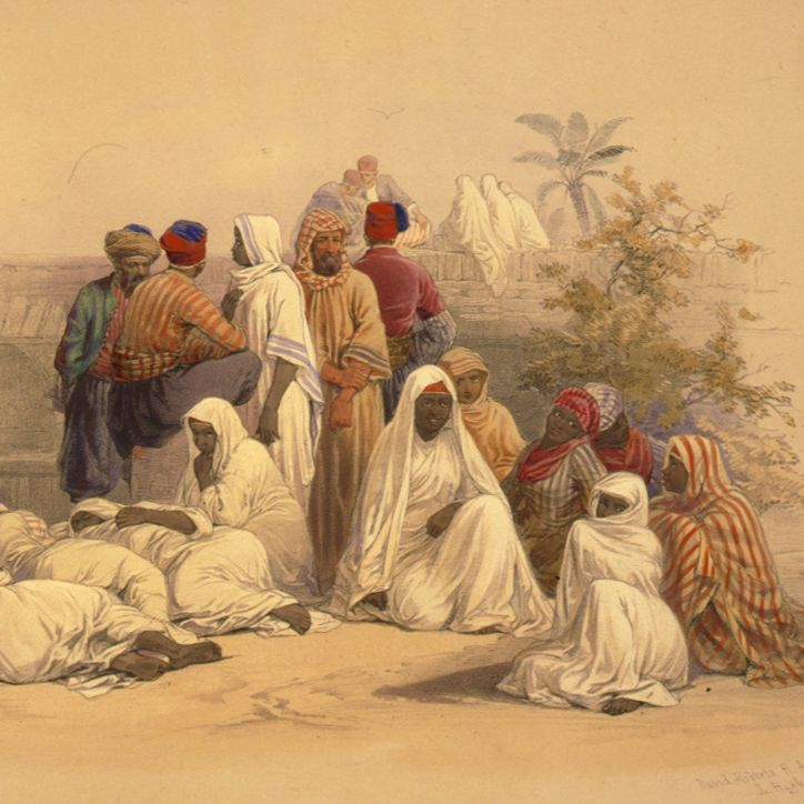 Narratives of Slavery in Late Ottoman Egypt | Eve Troutt Powell