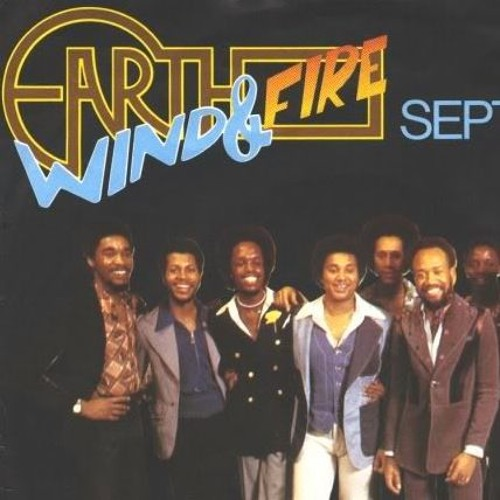 Earth, wind  fire with the emotions ( great classic funky dance - rare ) boogie wonderland / vers