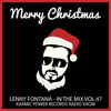 Vol. 47 Lenny Fontana In The Mix - The Christmas Radio Show - DOWNLOAD - click on the MORE button