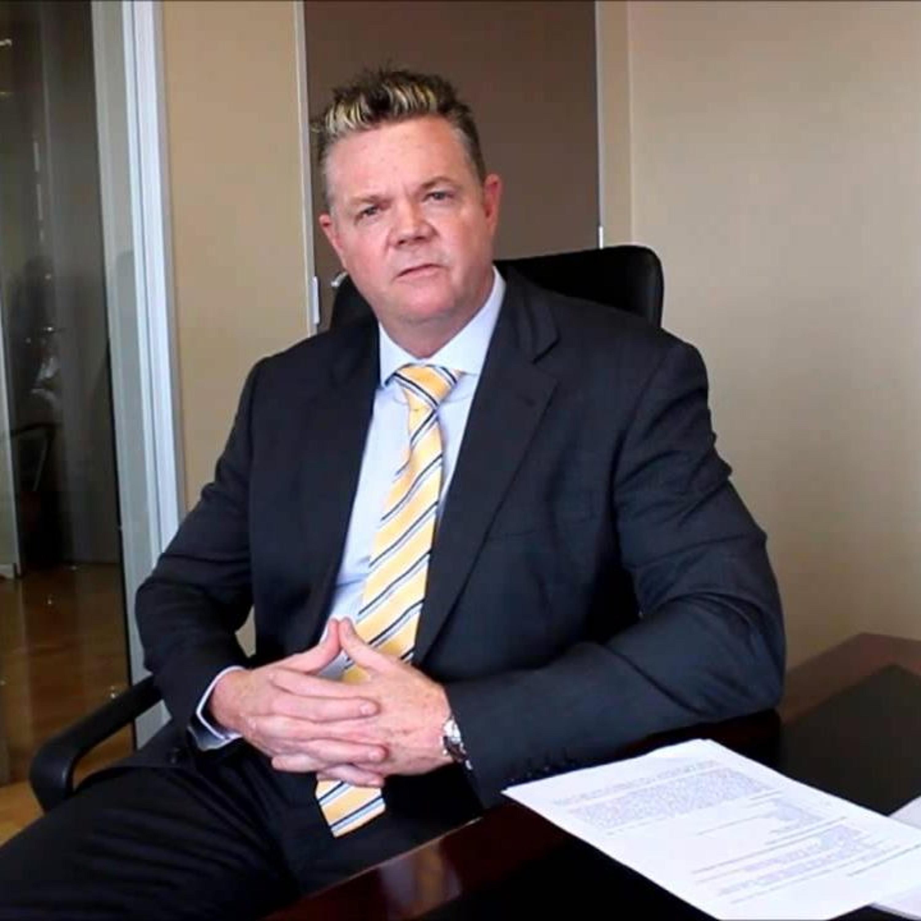 Brett Parker of SAP Africa on helping large enterprise clients maintain their competitive edge