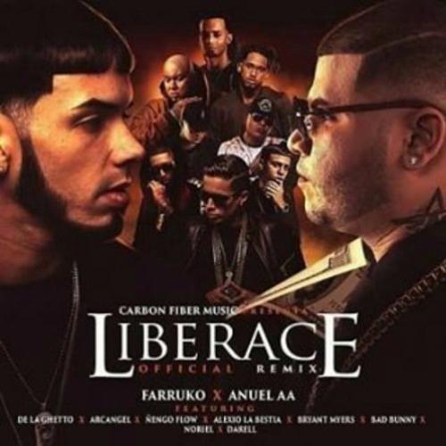 Download Liberace (Remix)- Farruko Ft Anuel AA, Bad Bunny, Arcangel, Darell, Ñengo Flow, De La Guetto & Mas by RD Urbans Music ✅ Mp3 Download MP3