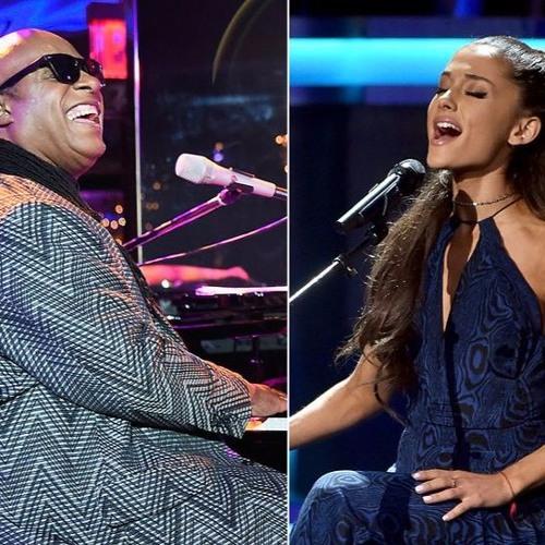 Download Ariana Grande Dan Stevie Wonder Di Video Klip Soundtrack Sing by BDB Audio Indonesia Mp3 Download MP3
