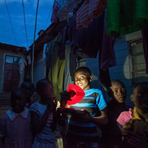Unpacking Africa's Solar Power Revolution With Chad Larson Of M-KOPA Solar