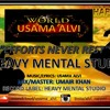 EFFORTS NEVER REST - Usama Alvi ft.Heavy Mental Studio